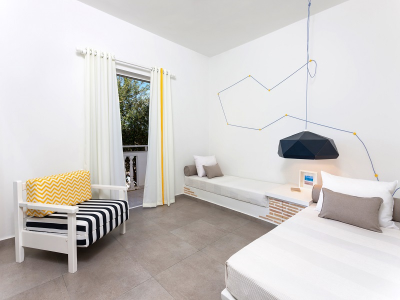 Residence Mirsini + Noleggio auto
