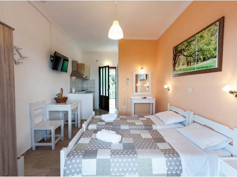 Residence Marilena + Noleggio auto
