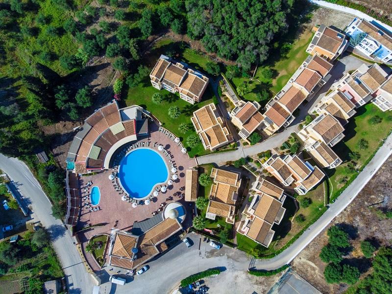 Hotel Olympion Village**** + Noleggio Auto