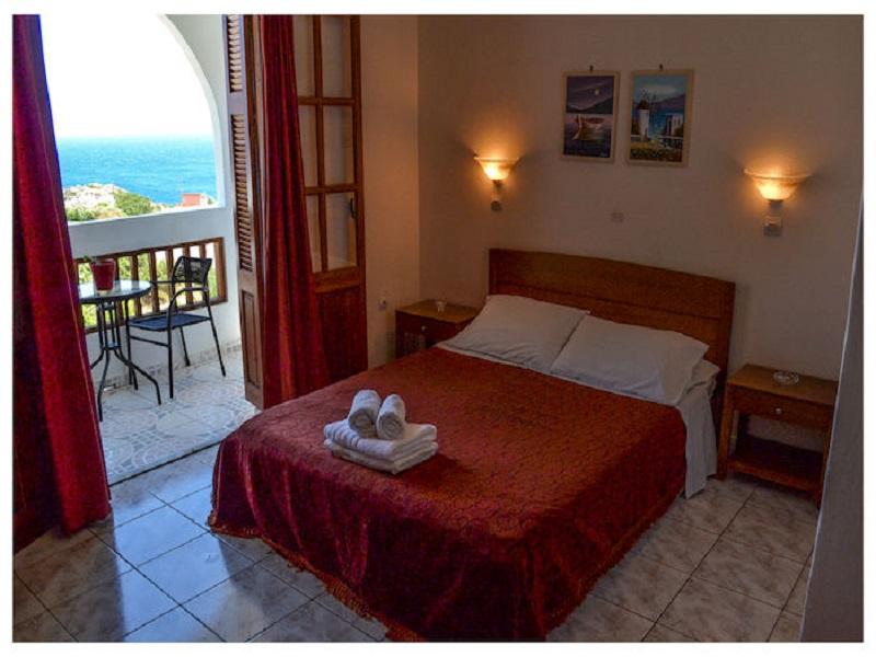 Residence Lakki Beach + Escursione al villaggio Olympo