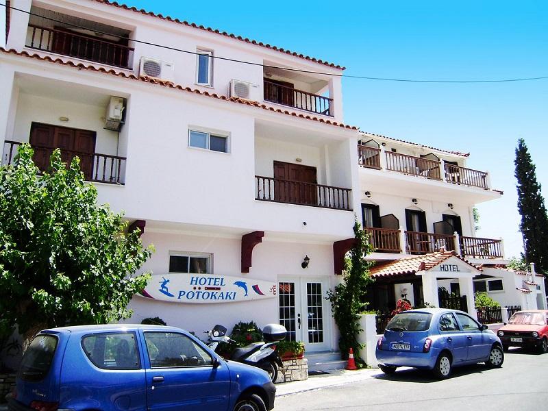 Residence Potokaki + Noleggio auto