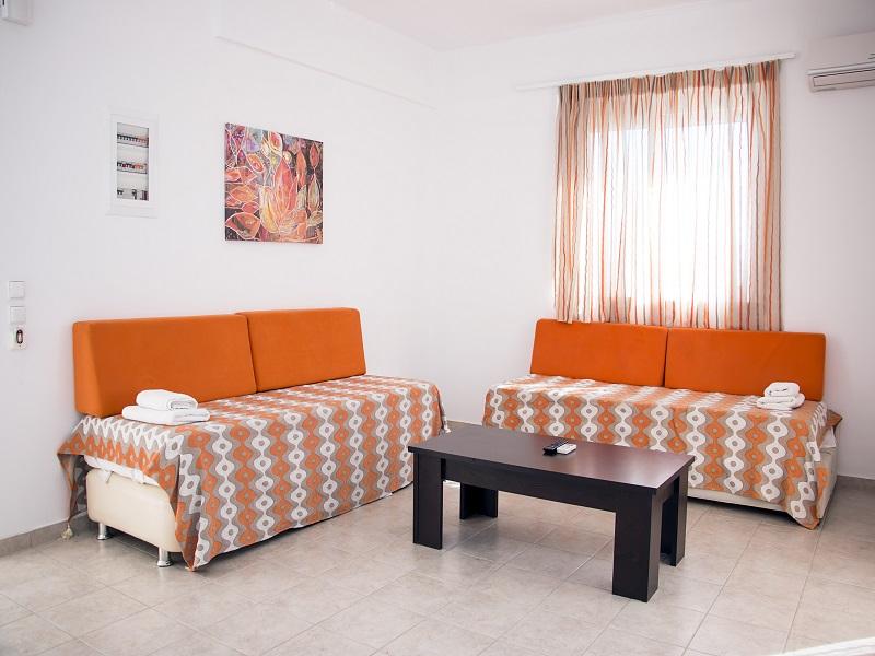 Residence Gennadi Gardens + Noleggio auto