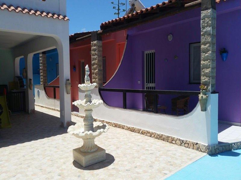 Residence Lampedusa Blu + Noleggio scooter + Gita in barca