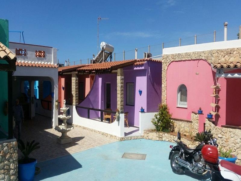 Res. Lampedusa Blu + Noleggio scooter + Gita in barca