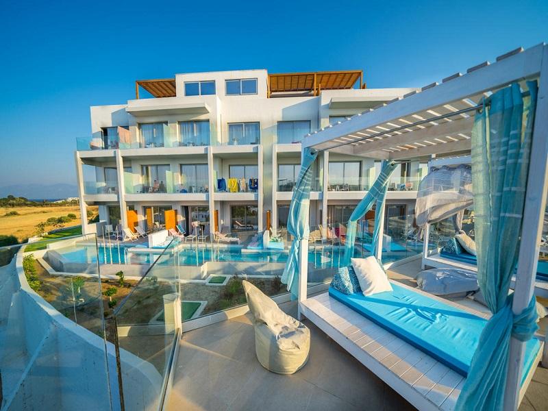 Hotel Harmony Crest Resort****